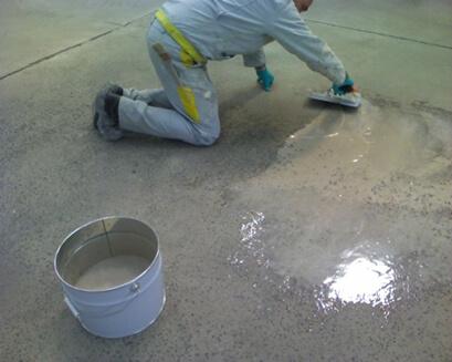 Réparation et préparation des sols - MARCUS Industrie