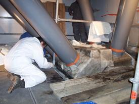 Une protection efficace contre la Carbonatation et agressions chimiques