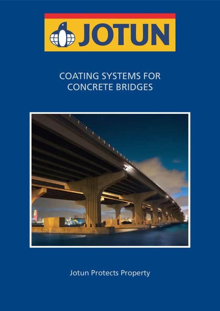 Concrete brochure