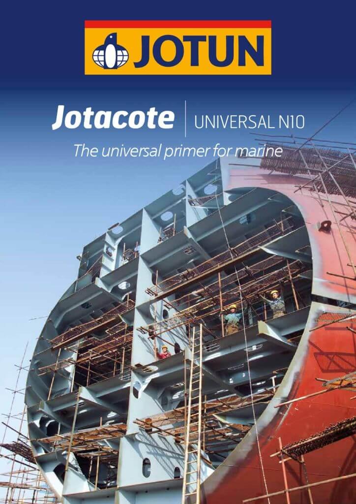 Jotacote Universal Marine Brochure
