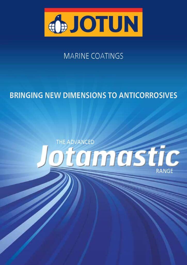 Jotamastic Marine Brochure