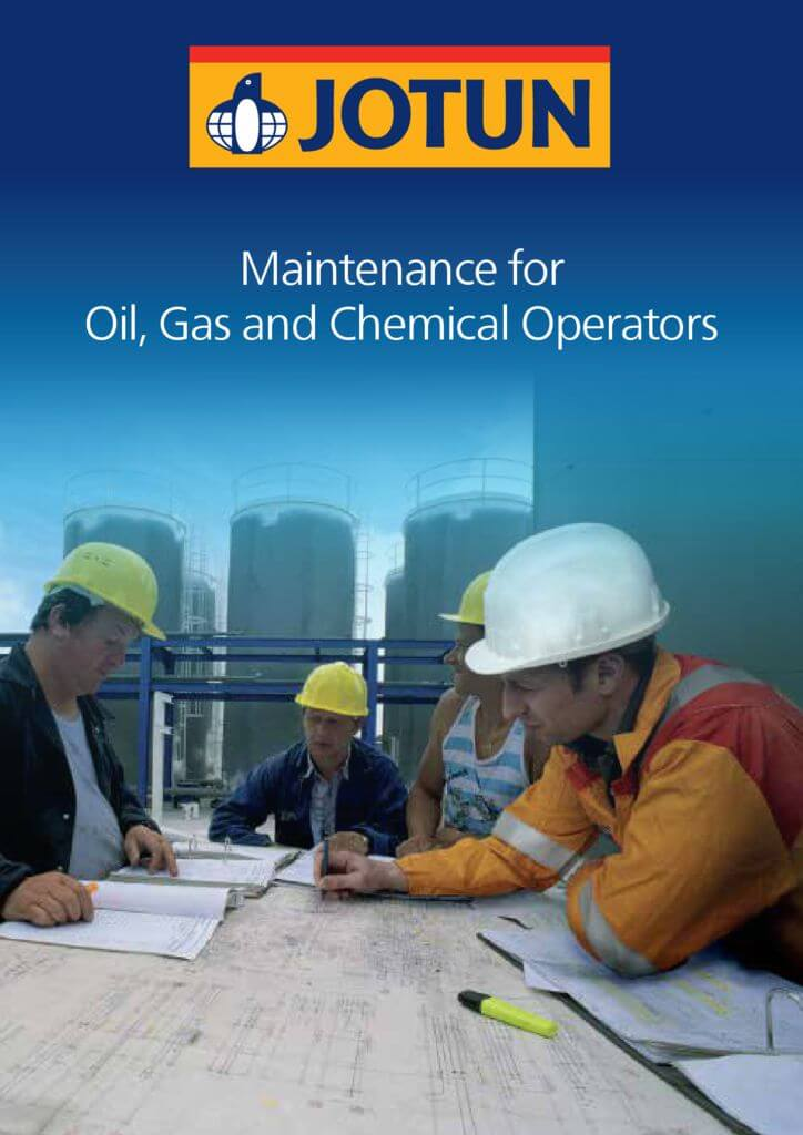Maintenance for Oil and Gas