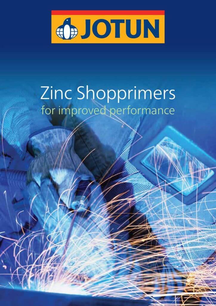 Zinc Shopprimers